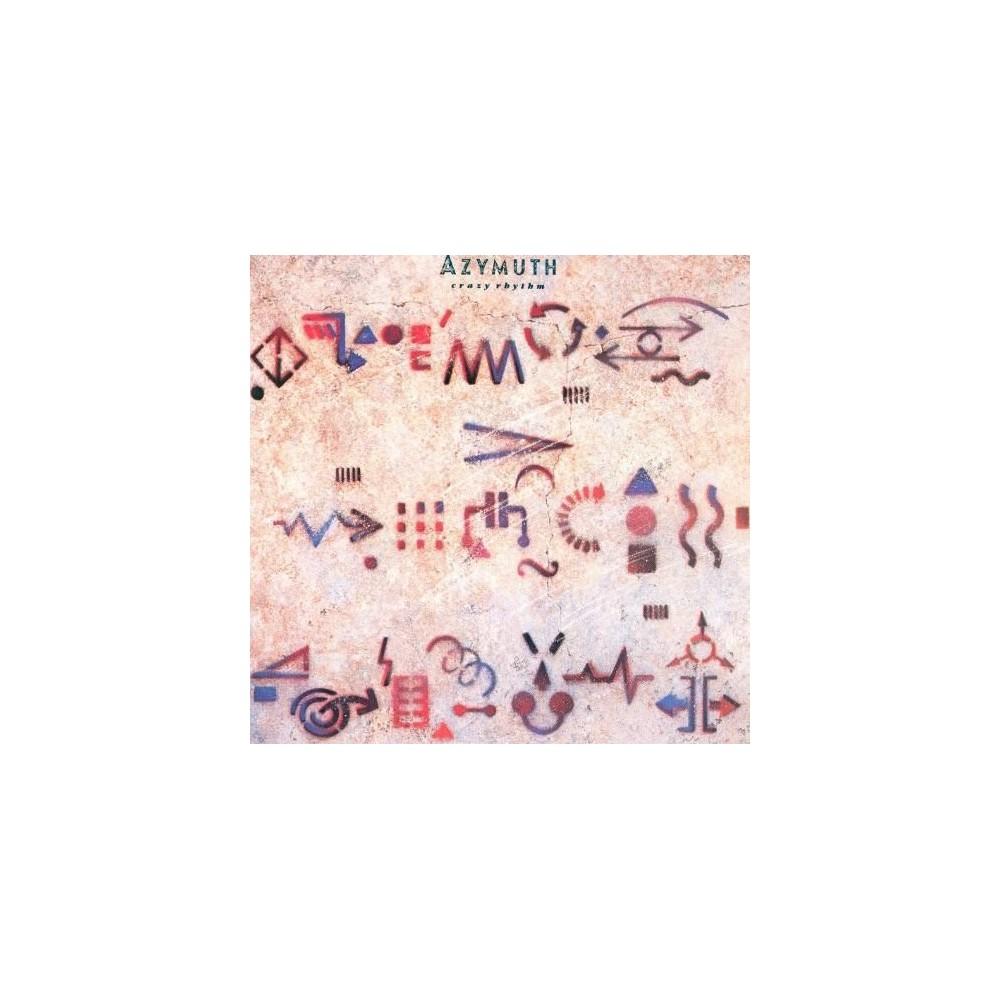 Azymuth - Crazy Rhythm (Vinyl)