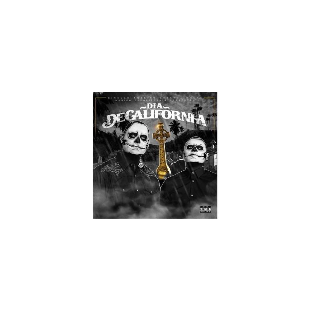 Decalifornia - Dia Decalifornia (CD)
