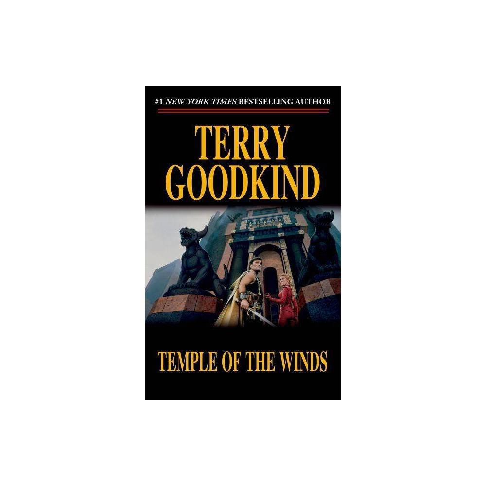 Temple Of The Winds Sword Of Truth Paperback By Terry Goodkind Paperback