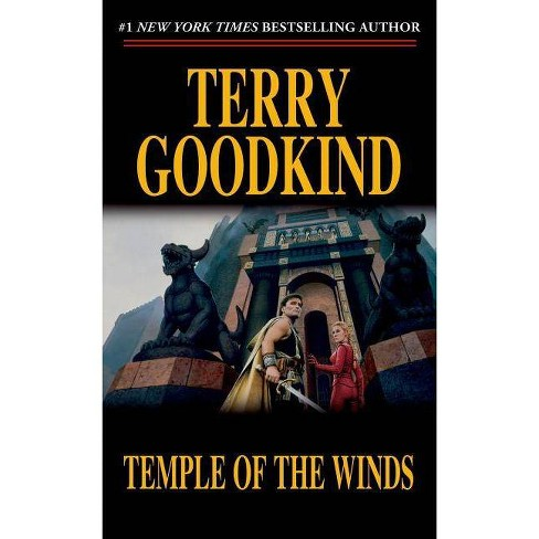 Temple of the Winds - (Sword of Truth (Paperback)) by  Terry Goodkind (Paperback) - image 1 of 1