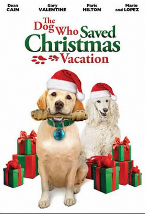 The Dog Who Saved Christmas Vacation (dvd_video) - image 1 of 1