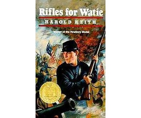 Rifles for Watie (Paperback) (Harold Keith) - image 1 of 1