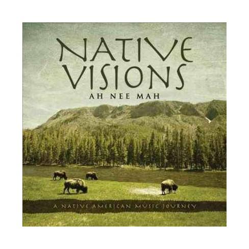 Ah Nee Mah - Native Visions: A Native American Music Journey (CD) - image 1 of 1