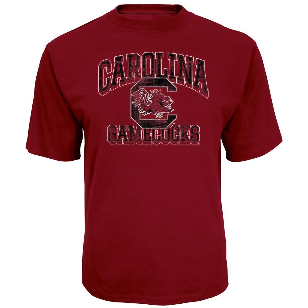NCAA Men's Short Sleeve TC T-Shirt South Carolina Gamecocks - M, Multicolored