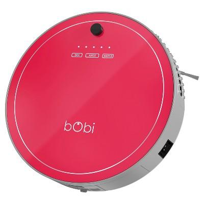 bObi Pet Robotic Vacuum - Scarlet