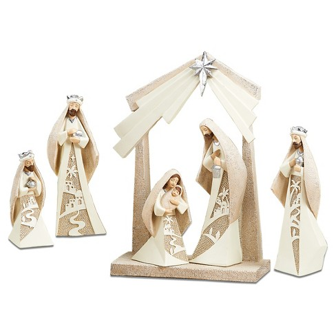 Nativity Set with Arch 6pc - image 1 of 1