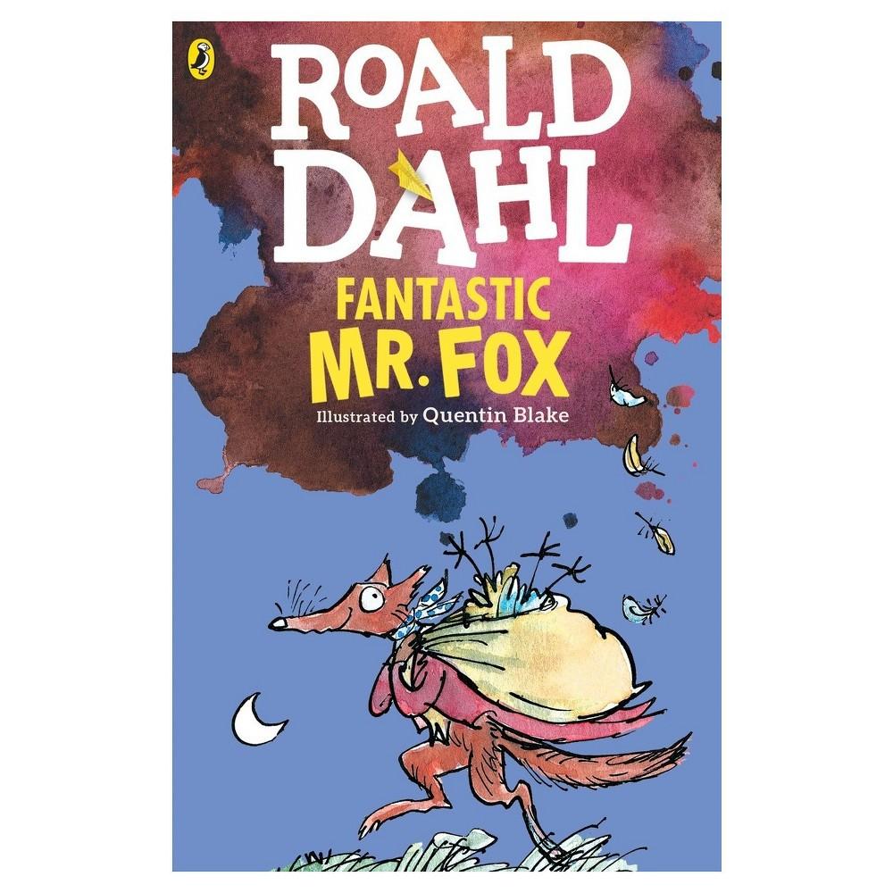 Fantastic Mr. Fox (Reprint) (Paperback) by Roald Dahl