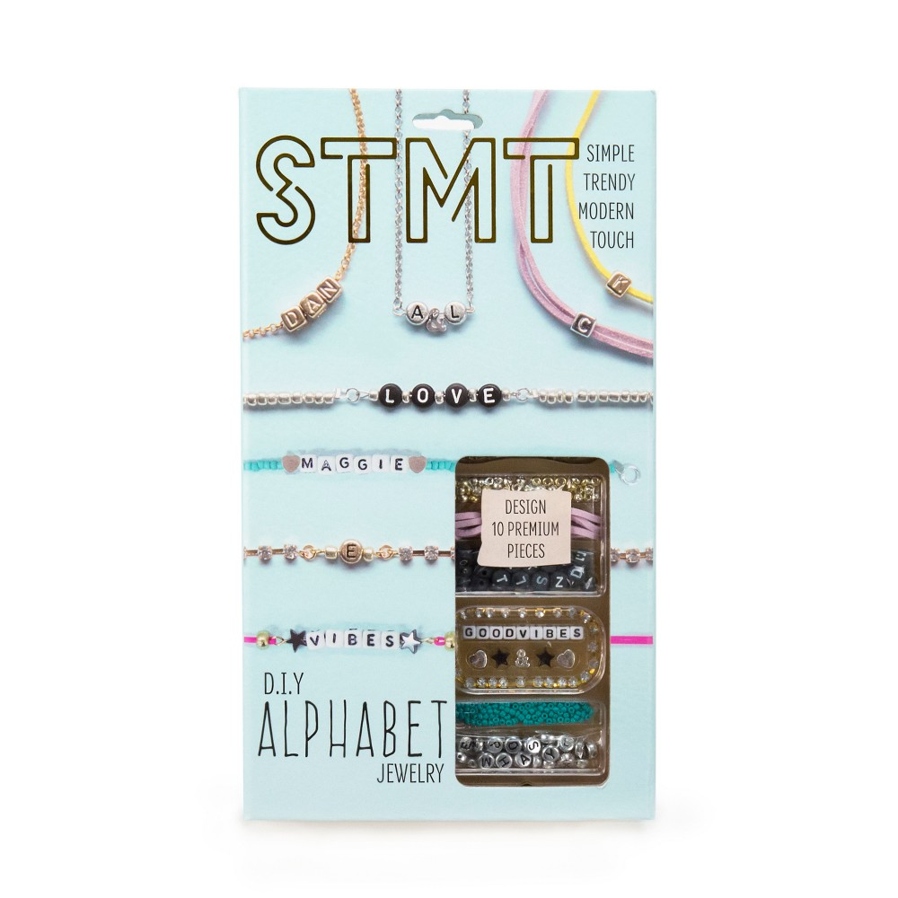 Image of DIY Alphabet Jewelry Kit - STMT