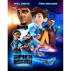 Spies In Disguise (Blu-ray + Digital)