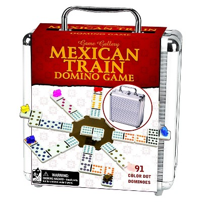Game Gallery Mexican Train Domino Game