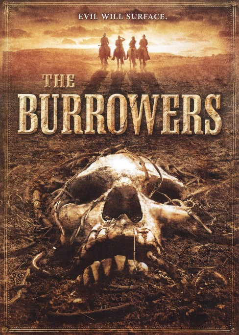 Burrowers (DVD) - image 1 of 1