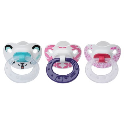 Nuk Pacifier Value Pack