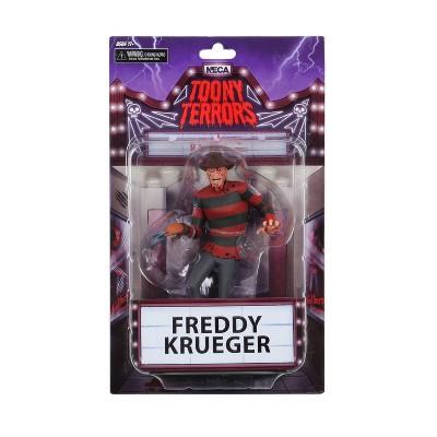 "Toony Terrors Nightmare on Elm Street Freddy Krueger 6"" Action Figure"