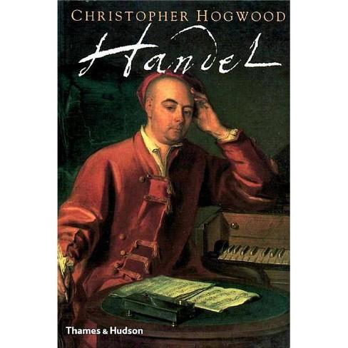 Handel - by  Christopher Hogwood (Paperback) - image 1 of 1