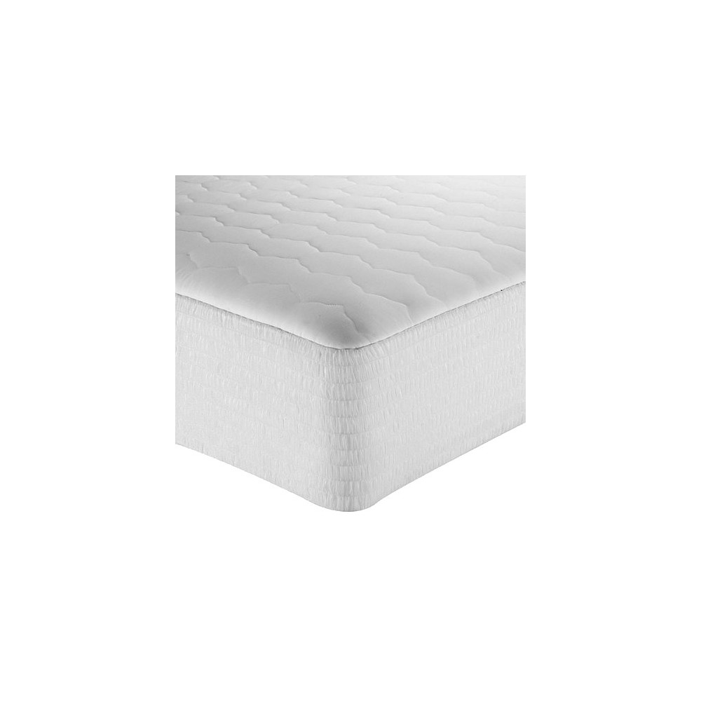 Twin-Size 200 Thread Count Cotton Mattress Pad