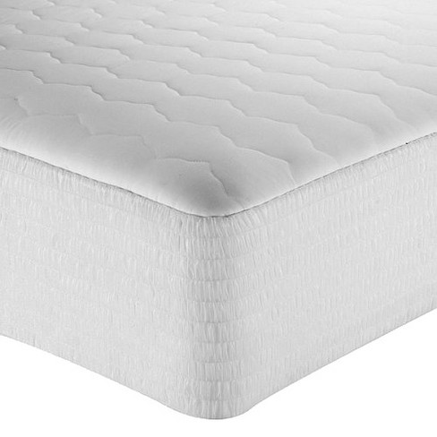 Twin Size 200 Thread Count Cotton Mattress Pad Target