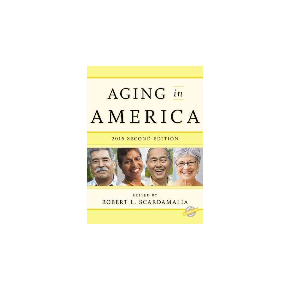 Aging in America (Hardcover)