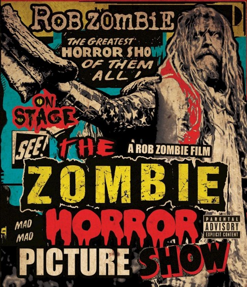 Zombie horror picture show (Blu-ray) - image 1 of 1
