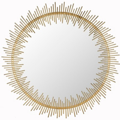 Sunray Circle Mirror  - Safavieh