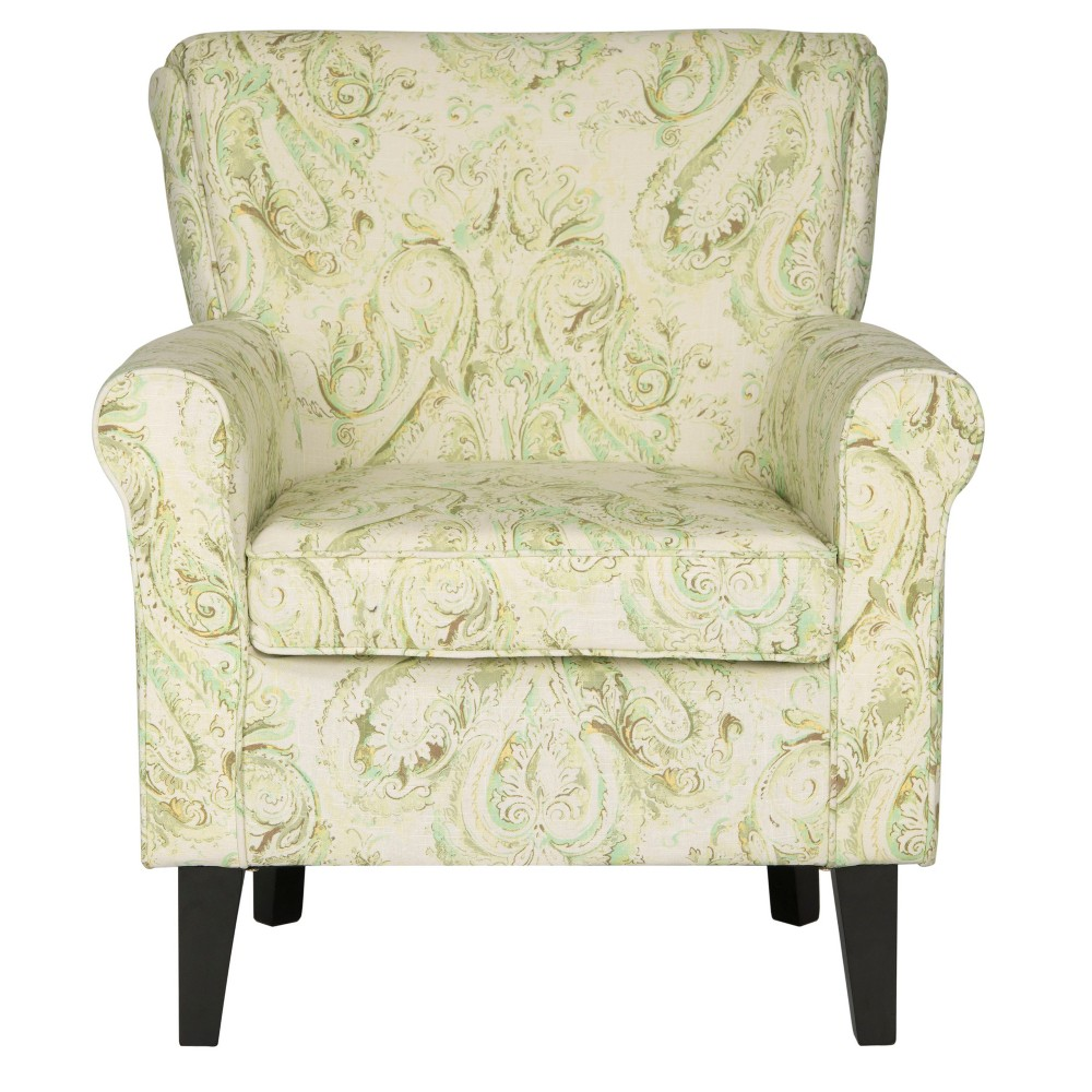 Accent Chairs Green - Safavieh