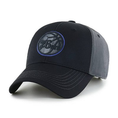 NBA Philadelphia 76ers Men's Blackball Hat