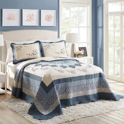 Charlotte Bedspread - Modern Heirloom