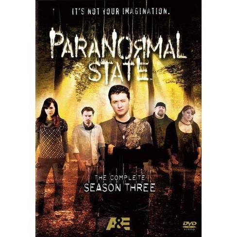 Paranormal State: Season 3 (DVD) - image 1 of 1