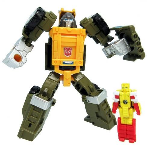 Transformers Legends Series - LG48 Gong / Brawn & Repugnus Action Figures - image 1 of 4