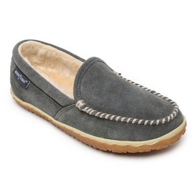 Minnetonka Women's Suede Tempe Slipper