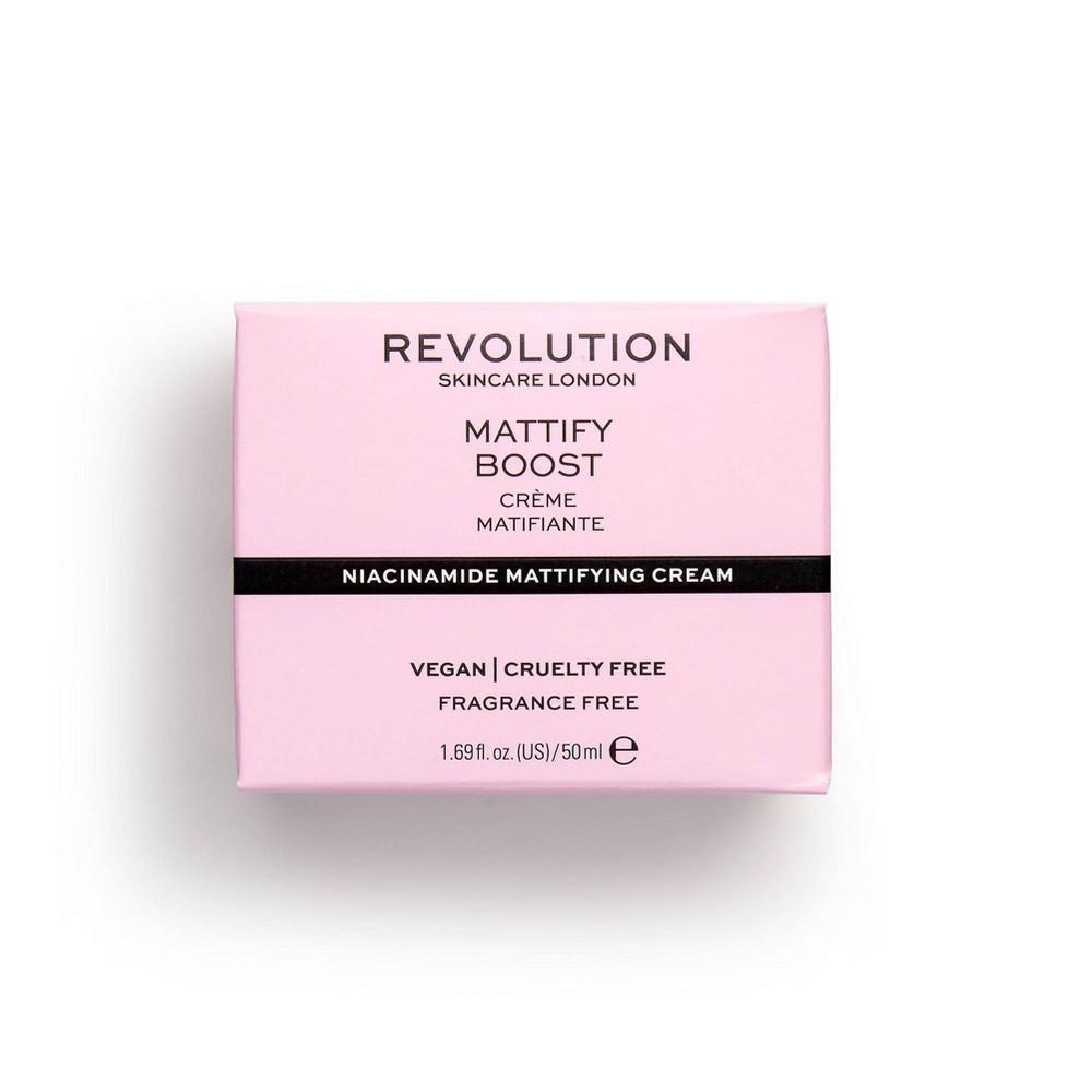 Makeup Revolution Skincare Mattify Boost 1 69 Fl Oz