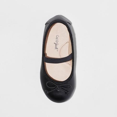 d92ed57fe64 ... Toddler Girls  Becca Ballet Flats - Cat   Jack - video 1. + 2 more