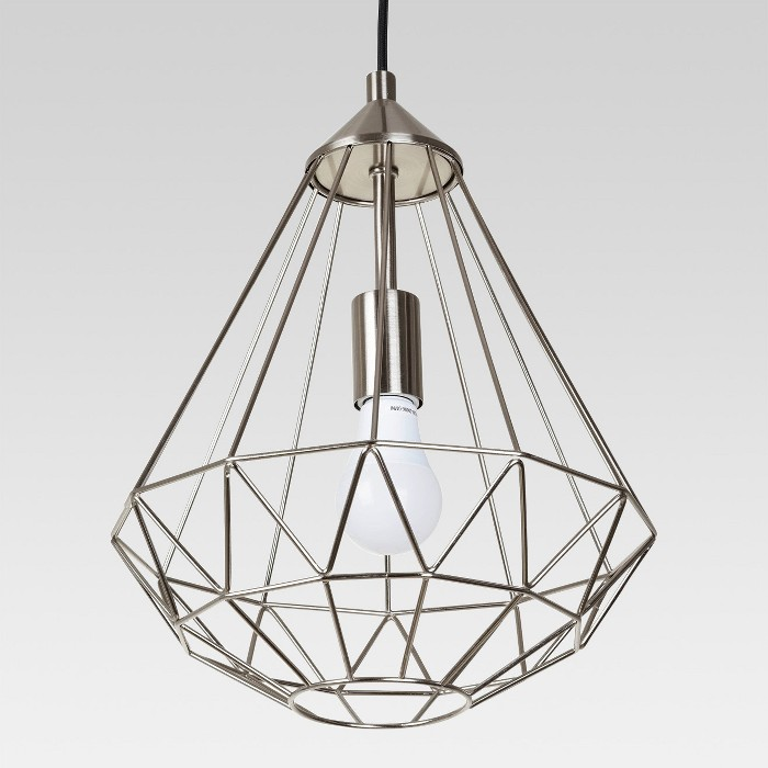 Entenza Faceted Geometric Pendant Ceiling Light - Project 62™ - image 1 of 3