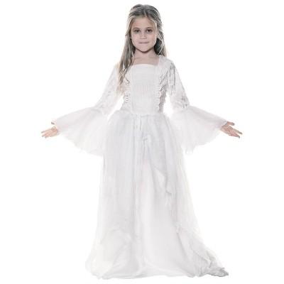 Kids' Ghostly Spirit Halloween Costume 10-12