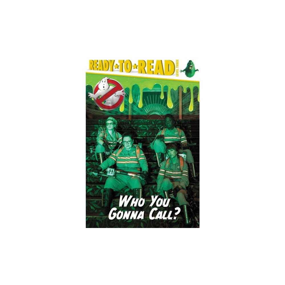 Who You Gonna Call?, Books