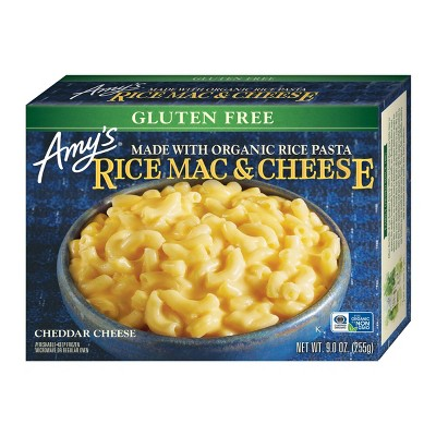 Amy's Frozen Rice Mac & Cheese - 9oz