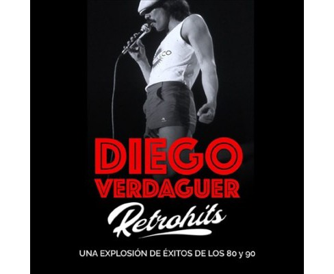 Diego Verdaguer - Retrohits (CD) - image 1 of 1