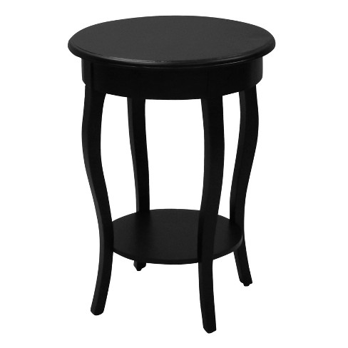 Phenomenal Agnes Accent Table Antique Black Carolina Chair And Table Gamerscity Chair Design For Home Gamerscityorg