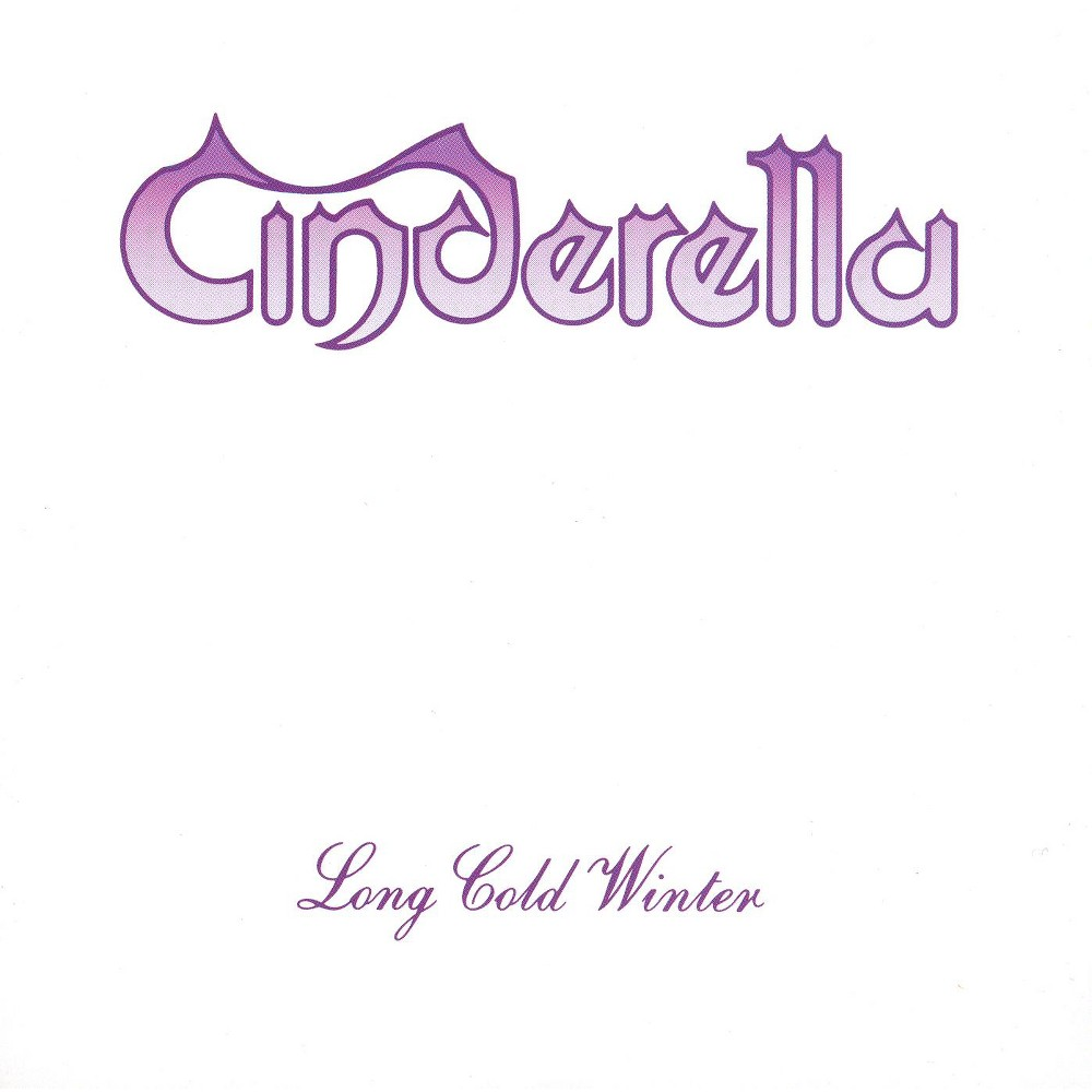 Cinderella - Long Cold Winter (Vinyl)