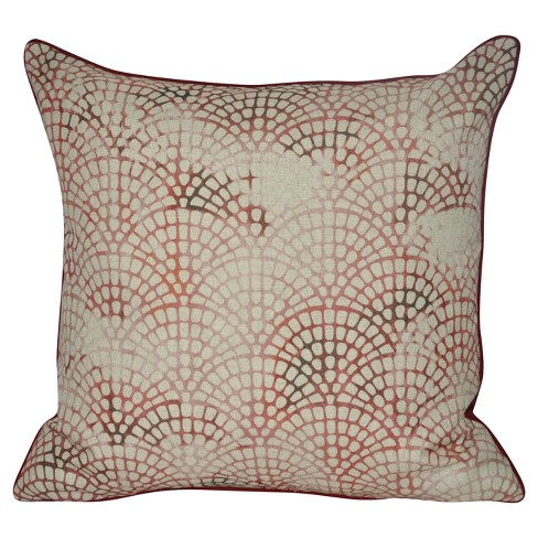 Tiled Scale Throw Pillow - image 1 of 2