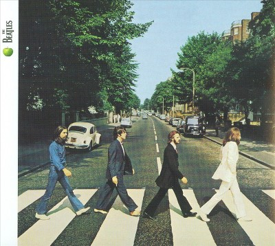 The Beatles - Abbey Road (2009 Remaster) (CD)