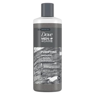 Dove Men+Care Natural Purifying Body Wash - 18 fl oz