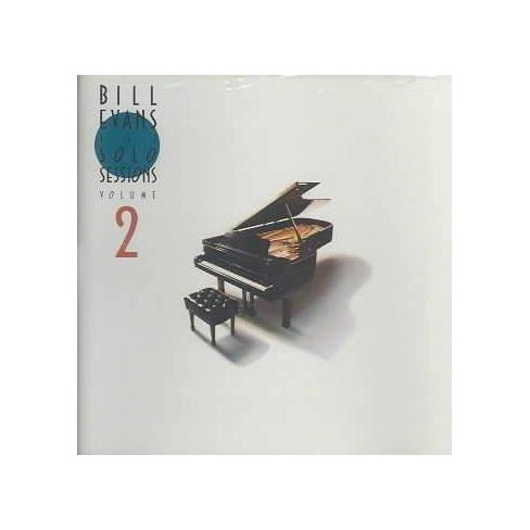Bill Evans - Solo Sessions Volume 2 (CD) - image 1 of 1