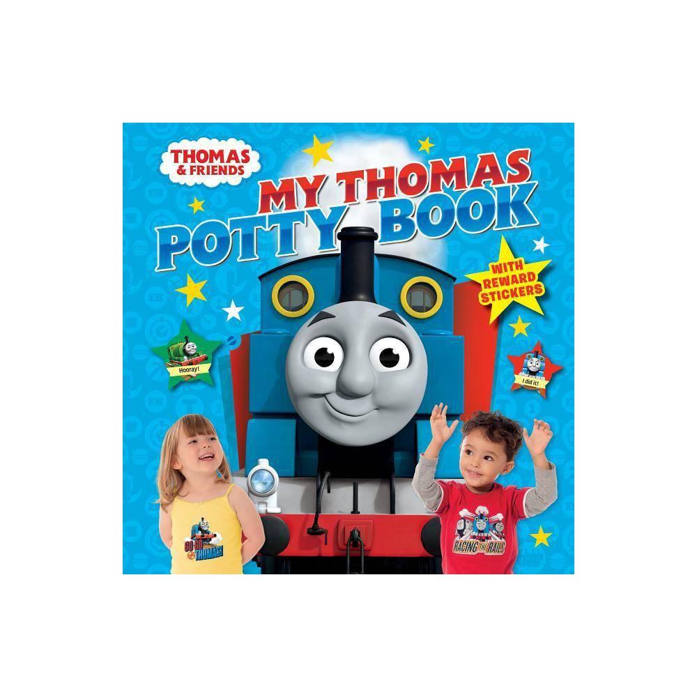 My Thomas Potty Book Thomas Friends Board Book