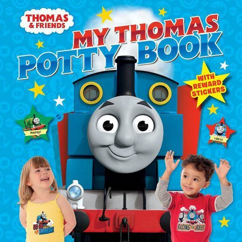My Thomas Potty Book (Thomas & Friends) - (Board_book) - image 1 of 1
