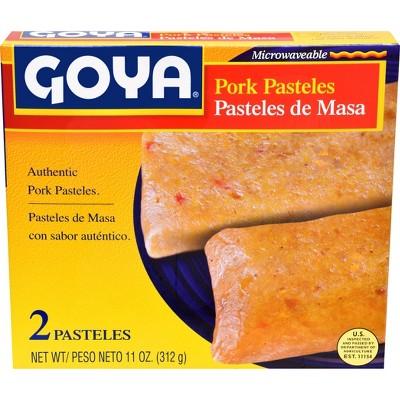 Goya Frozen Pork Pasteles - 2ct/11oz