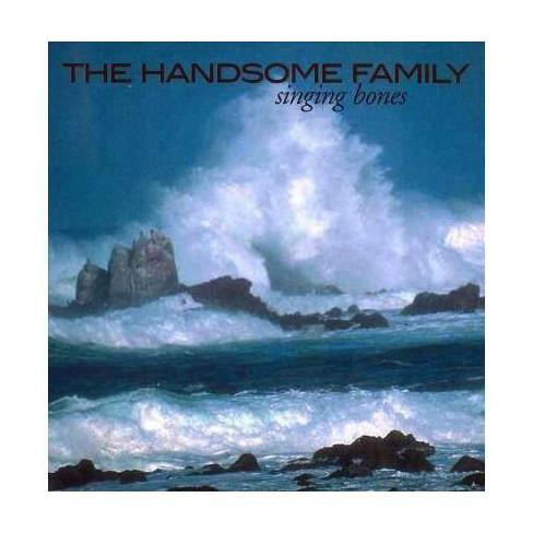 Handsome FamilyHandsome Family - Singing BonesSinging Bones (CD) - image 1 of 1