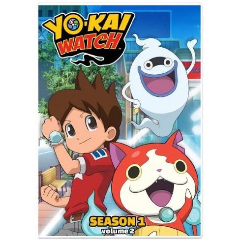 Yo-Kai Watch: Season One, Volume Two (DVD) - image 1 of 1