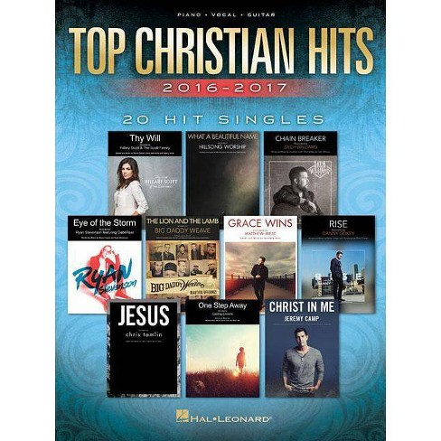 Top Christian Hits 2016-2017 - (Paperback) - image 1 of 1