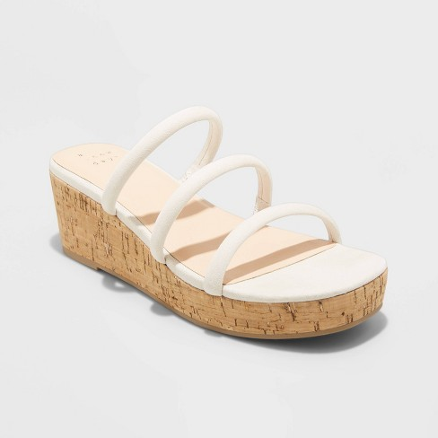 Women's Arrie Heels - A New Day™ - image 1 of 4