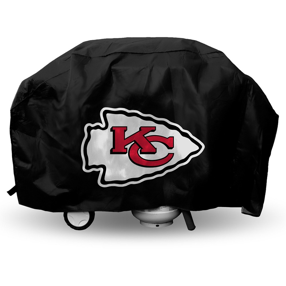 Rico Industries NFL Team Standard Grill Cover - Kansas City Chiefs